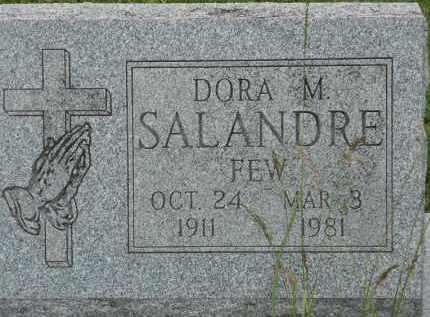 SALANDRE, DORA M - Portage County, Ohio | DORA M SALANDRE - Ohio Gravestone Photos