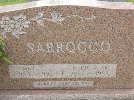 SARROCCO, MARY C - Portage County, Ohio | MARY C SARROCCO - Ohio Gravestone Photos