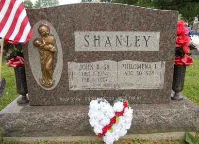 SHANLEY, JOHN B - Portage County, Ohio   JOHN B SHANLEY - Ohio Gravestone Photos