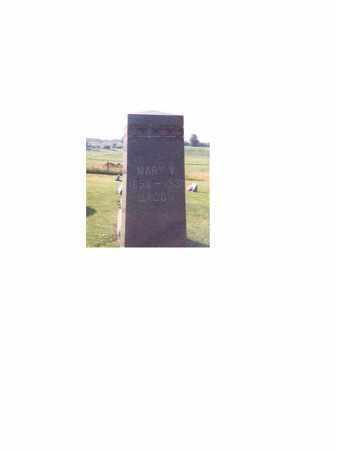 SHILLIDAY, MARY - Portage County, Ohio | MARY SHILLIDAY - Ohio Gravestone Photos