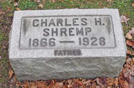 SHREMP, CHARLES H. - Portage County, Ohio | CHARLES H. SHREMP - Ohio Gravestone Photos
