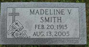 SMITH, MADELINE V - Portage County, Ohio | MADELINE V SMITH - Ohio Gravestone Photos
