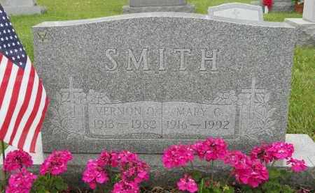 SMITH, VERNON O - Portage County, Ohio | VERNON O SMITH - Ohio Gravestone Photos