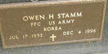 STAMM, OWEN H - Portage County, Ohio | OWEN H STAMM - Ohio Gravestone Photos
