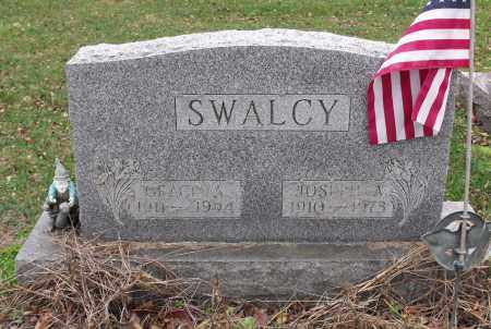 SWALCY, GRACE A. - Portage County, Ohio | GRACE A. SWALCY - Ohio Gravestone Photos