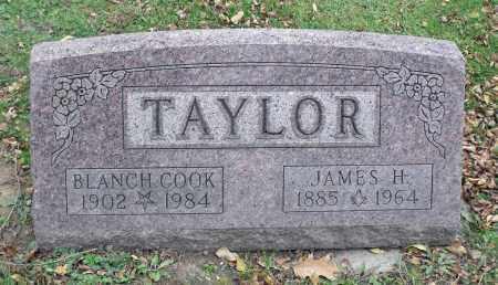 COOK TAYLOR, BLANCH - Portage County, Ohio | BLANCH COOK TAYLOR - Ohio Gravestone Photos