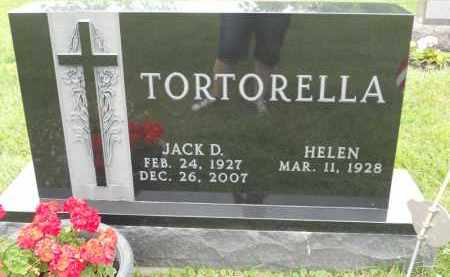 TORTORELLA, JACK D - Portage County, Ohio | JACK D TORTORELLA - Ohio Gravestone Photos