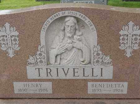 TRIVELLI, BENEDETTA - Portage County, Ohio | BENEDETTA TRIVELLI - Ohio Gravestone Photos