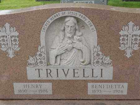 TRIVELLI, HENRY - Portage County, Ohio | HENRY TRIVELLI - Ohio Gravestone Photos