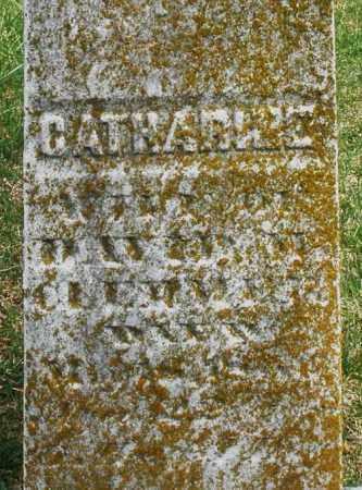 ?, CATHARINE - Preble County, Ohio | CATHARINE ? - Ohio Gravestone Photos