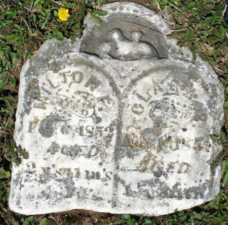 ?, CLARA - Preble County, Ohio | CLARA ? - Ohio Gravestone Photos