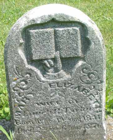 ?, MARY ELIZABETH - Preble County, Ohio | MARY ELIZABETH ? - Ohio Gravestone Photos