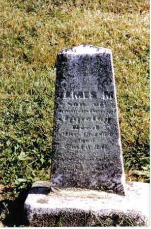 APPLEBY, JAMES M. - Preble County, Ohio | JAMES M. APPLEBY - Ohio Gravestone Photos