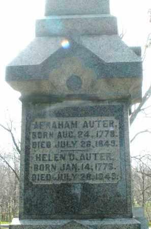 AUTER, HELEN D. - Preble County, Ohio | HELEN D. AUTER - Ohio Gravestone Photos