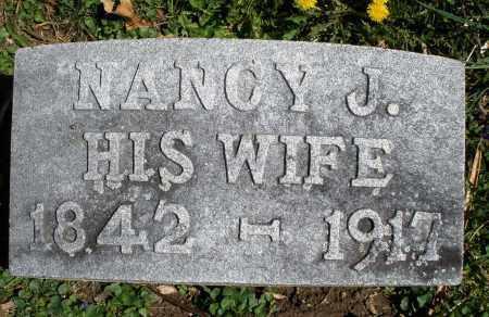 BERNHEISEL, NANCY J. - Preble County, Ohio   NANCY J. BERNHEISEL - Ohio Gravestone Photos