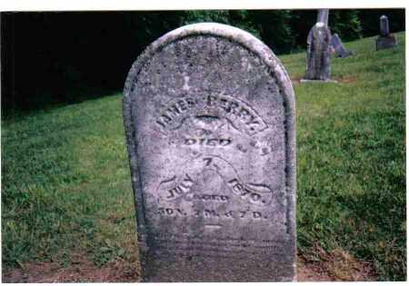 BERRY, JAMES - Preble County, Ohio | JAMES BERRY - Ohio Gravestone Photos