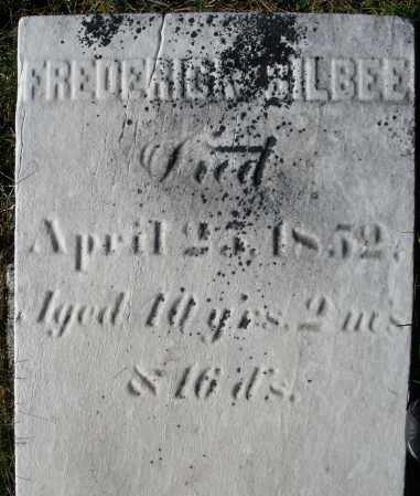 BILBEE, FREDERICK - Preble County, Ohio | FREDERICK BILBEE - Ohio Gravestone Photos