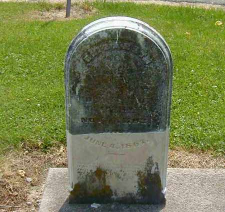 BLACK, ELIZABETH - Preble County, Ohio | ELIZABETH BLACK - Ohio Gravestone Photos