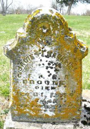 BROOKE, JAMES FRANKLIN - Preble County, Ohio | JAMES FRANKLIN BROOKE - Ohio Gravestone Photos