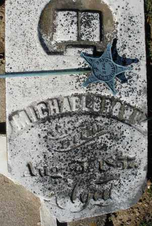 BROWN, MICHAEL - Preble County, Ohio | MICHAEL BROWN - Ohio Gravestone Photos