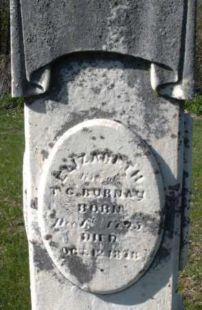 BURNAU, ELIZABETH - Preble County, Ohio | ELIZABETH BURNAU - Ohio Gravestone Photos