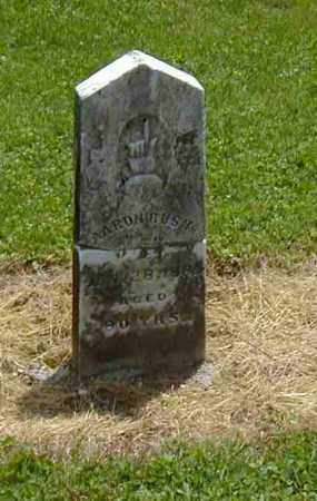 BUSH, AARON - Preble County, Ohio | AARON BUSH - Ohio Gravestone Photos