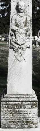CAIN, PETER MONUMENT - Preble County, Ohio | PETER MONUMENT CAIN - Ohio Gravestone Photos