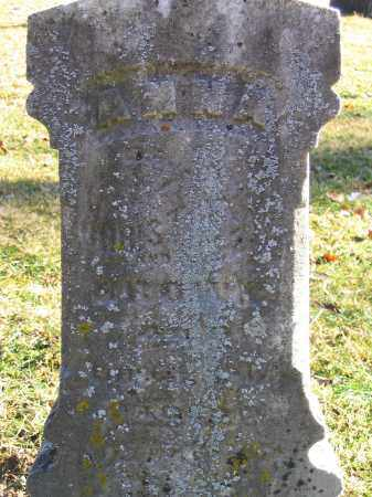 CHRISTMAN, ANNA - Preble County, Ohio | ANNA CHRISTMAN - Ohio Gravestone Photos