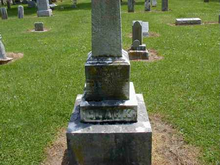 CLARK, MARY A. - Preble County, Ohio   MARY A. CLARK - Ohio Gravestone Photos