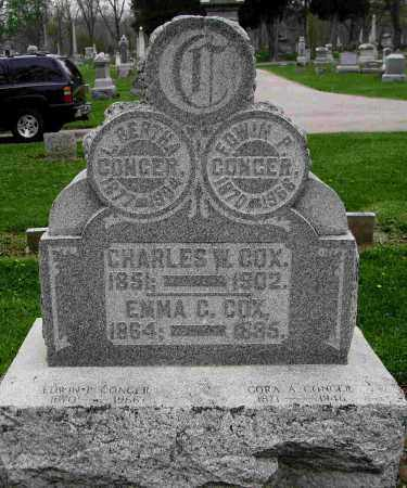 COX, EMMA C. - Preble County, Ohio | EMMA C. COX - Ohio Gravestone Photos
