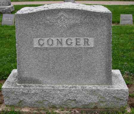 CONGER, MONUMENT - Preble County, Ohio | MONUMENT CONGER - Ohio Gravestone Photos