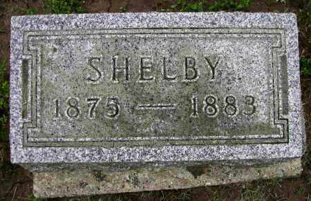 CONGER, SHELBY - Preble County, Ohio | SHELBY CONGER - Ohio Gravestone Photos