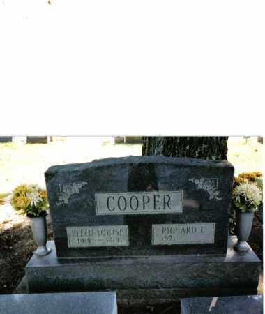 COOPER, ELLEN LOUISE - Preble County, Ohio | ELLEN LOUISE COOPER - Ohio Gravestone Photos