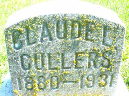 CULLERS, CLAUDE L. - Preble County, Ohio | CLAUDE L. CULLERS - Ohio Gravestone Photos