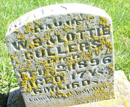 CULLERS, MARY - Preble County, Ohio | MARY CULLERS - Ohio Gravestone Photos