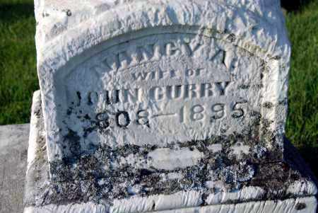 CURRY, NANCY A. - Preble County, Ohio | NANCY A. CURRY - Ohio Gravestone Photos