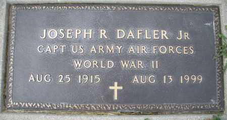 DAFLER, JOSEPH R. - Preble County, Ohio | JOSEPH R. DAFLER - Ohio Gravestone Photos