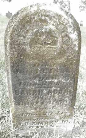 DAVIS, ? - Preble County, Ohio | ? DAVIS - Ohio Gravestone Photos