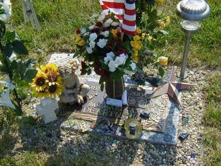 DEARTH, JR., MICHAEL A. - Preble County, Ohio | MICHAEL A. DEARTH, JR. - Ohio Gravestone Photos