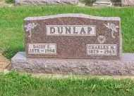 DUNLAP, DAISEY Z - Preble County, Ohio | DAISEY Z DUNLAP - Ohio Gravestone Photos