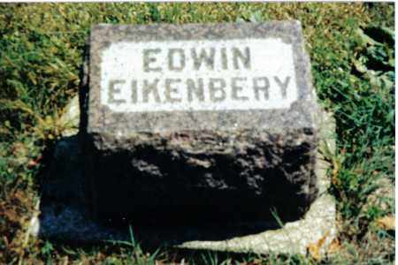 EIKENBERY, EDWIN - Preble County, Ohio | EDWIN EIKENBERY - Ohio Gravestone Photos