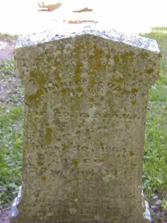 EVANS, CHARLES - Preble County, Ohio | CHARLES EVANS - Ohio Gravestone Photos