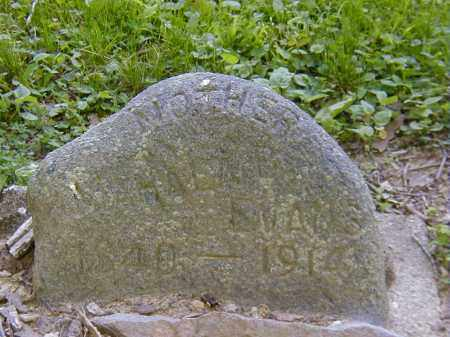 EVANS, MAHALA B - Preble County, Ohio | MAHALA B EVANS - Ohio Gravestone Photos