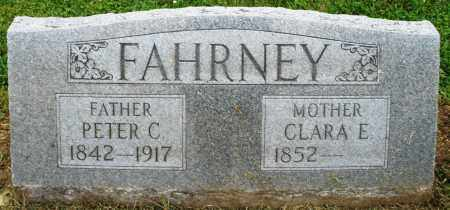 FAHRNEY, PETER C. - Preble County, Ohio | PETER C. FAHRNEY - Ohio Gravestone Photos