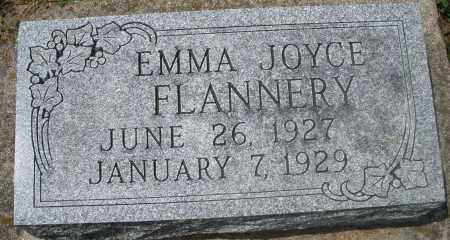 FLANNERY, EMMA JOYCE - Preble County, Ohio | EMMA JOYCE FLANNERY - Ohio Gravestone Photos