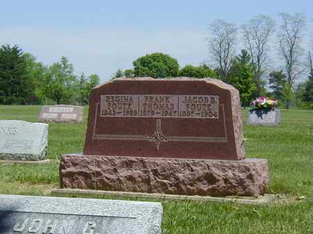 FOUTZ, FRANK - Preble County, Ohio | FRANK FOUTZ - Ohio Gravestone Photos