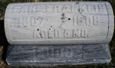 FUDGE, EARL FRANKLIN - Preble County, Ohio | EARL FRANKLIN FUDGE - Ohio Gravestone Photos