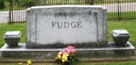FUDGE, MONUMENT - Preble County, Ohio | MONUMENT FUDGE - Ohio Gravestone Photos