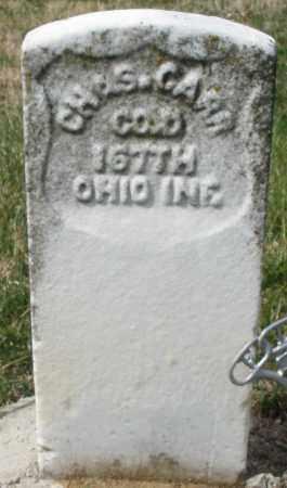GARR, CHARLES - Preble County, Ohio | CHARLES GARR - Ohio Gravestone Photos