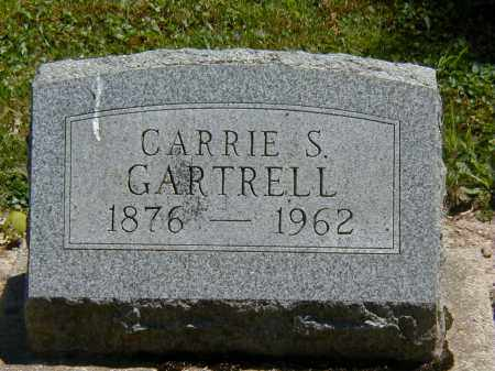 GARTRELL, CARRIE S. - Preble County, Ohio | CARRIE S. GARTRELL - Ohio Gravestone Photos